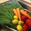 コールドプレスジュースの野菜たち