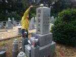 宇治黄檗山に、ご先祖さまのお墓参りに行ってきました!