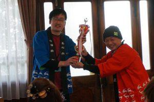 優勝は、東店の重松部員!!おめでとうございます!
