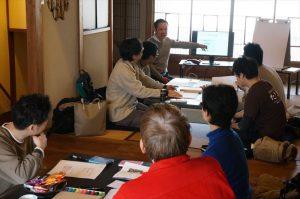 チェンジ・エージェント社の江口潤先生が行動探求を分かりやすく語ってくれています