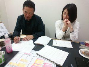 松野先生の研修の打合せです