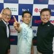 No.1戦略の佐藤先生と中野先生と研修の打合せです