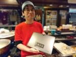 たこ梅の全店、新しいノートPCに入れ換え完了です!!