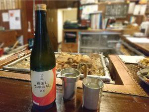 秋口だけの酒「樽出し ひやおろし 純米」