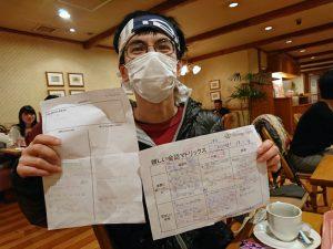 新梅田食道街 たこ梅 分店の上原さんと行動探求(Action Inquiry)