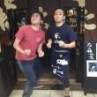 新梅田食道街 たこ梅 北店の安藤店長と島田さん