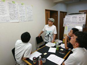 現場会議メンバーによる7月のワクワク勉強会