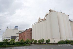 アサヒビール発祥の地、吹田工場