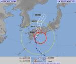 8月15日、台風10号襲来!たこ梅の営業状況について