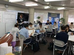 ワクワク系マーケティング実践講座2019 第3講 で発表する和田店長
