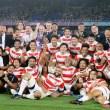 ラグビー日本代表スコットランド戦に勝利