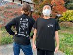 「崖っぷちTシャツ」が、通販サイトで注文いただけるようになりました!
