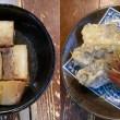 「豚の角煮」と「鯵の南蛮漬け」