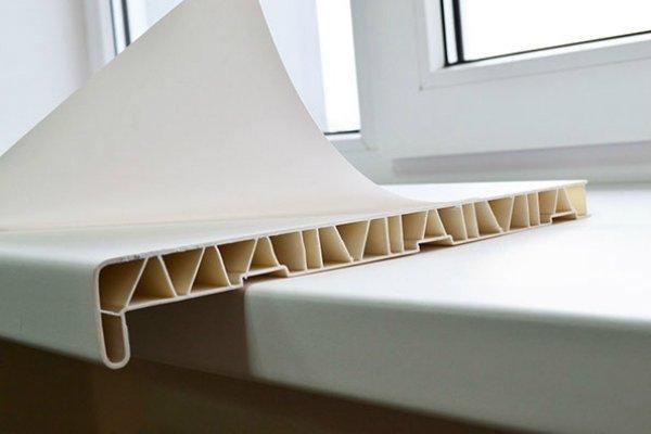 полимерная пленка для оклейки подоконника