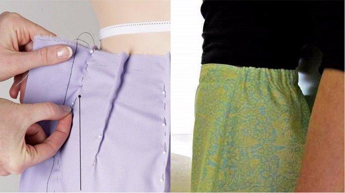 как легко сшить брюки