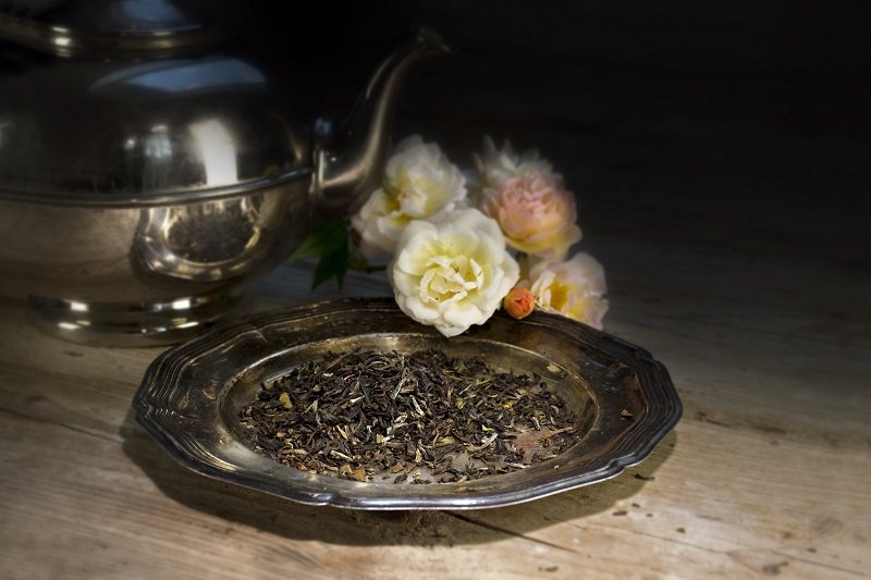травяной чай для похудения