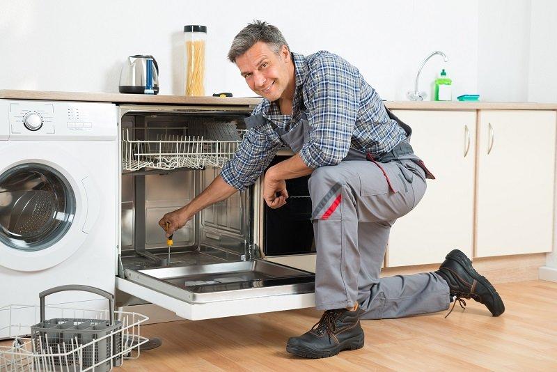 правильная эксплуатация посудомоечной машины