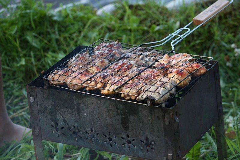 как готовить на гриле барбекю