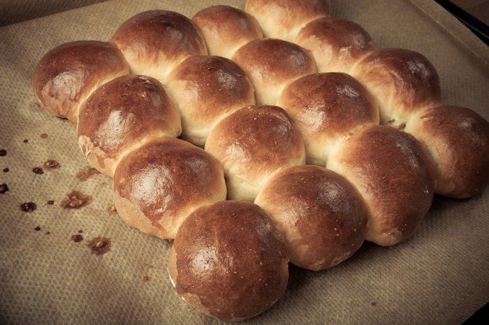 хлеб в домашних условиях рецепт