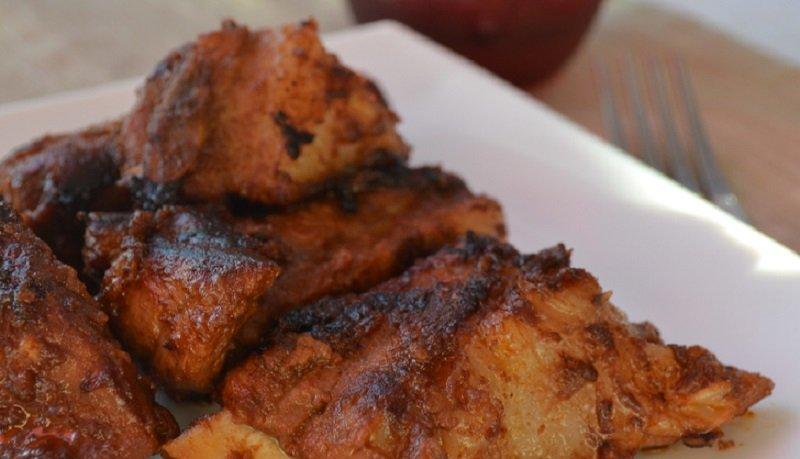 как быстро приготовить свиные ребрышки в духовке
