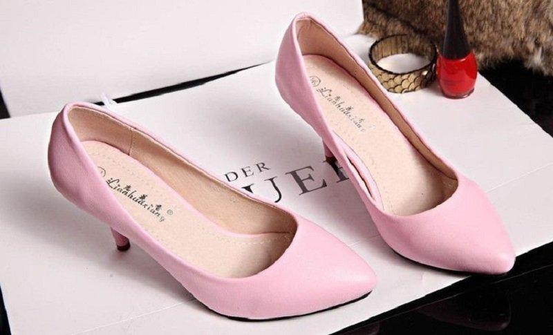 жмут новые туфли