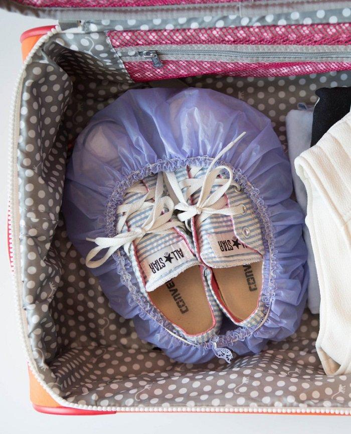 упаковка обуви