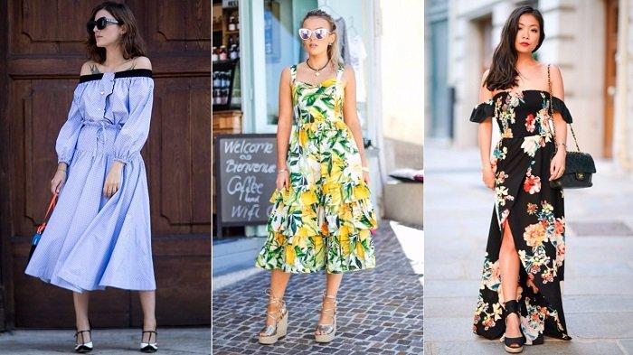 летняя одежда 2017