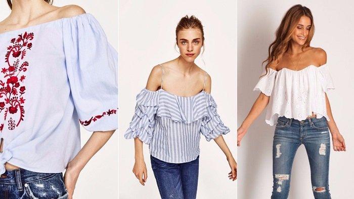модная женская одежда на лето