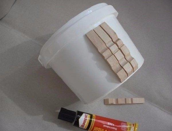 как сделать пасхальную корзинку