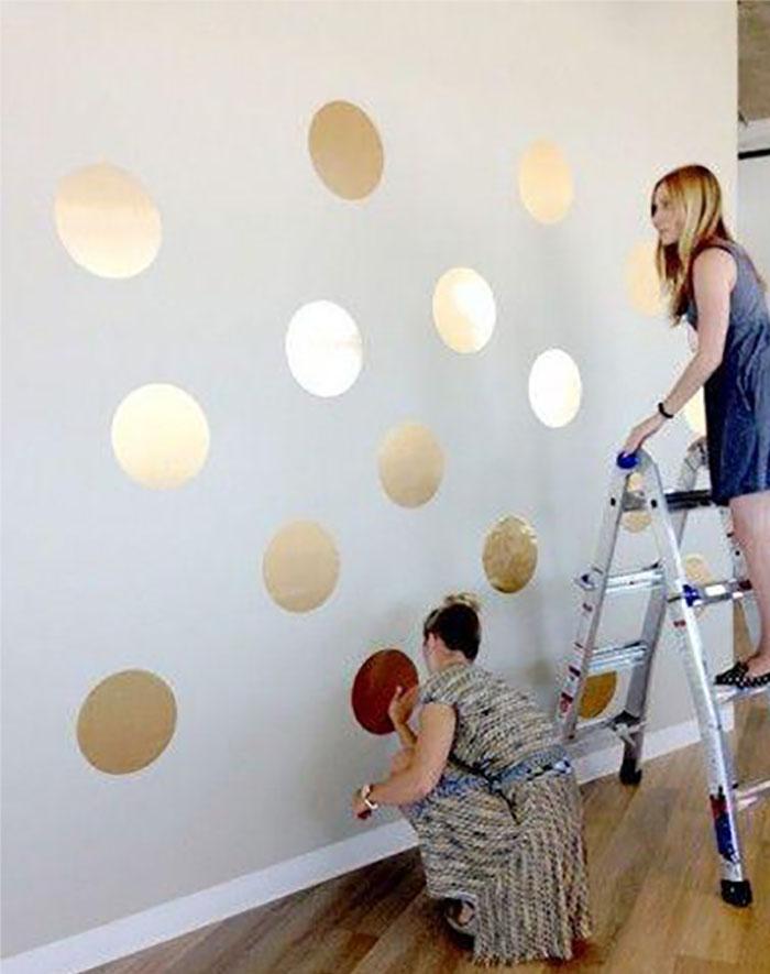 роспись стен своими руками