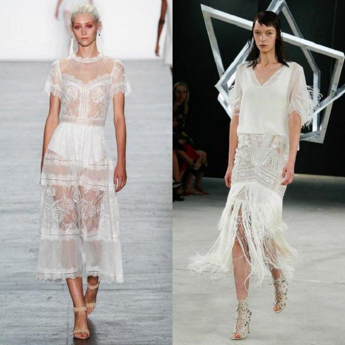 летние платья новые модели