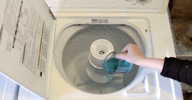 ополаскиватель для рта в стиральную машинку