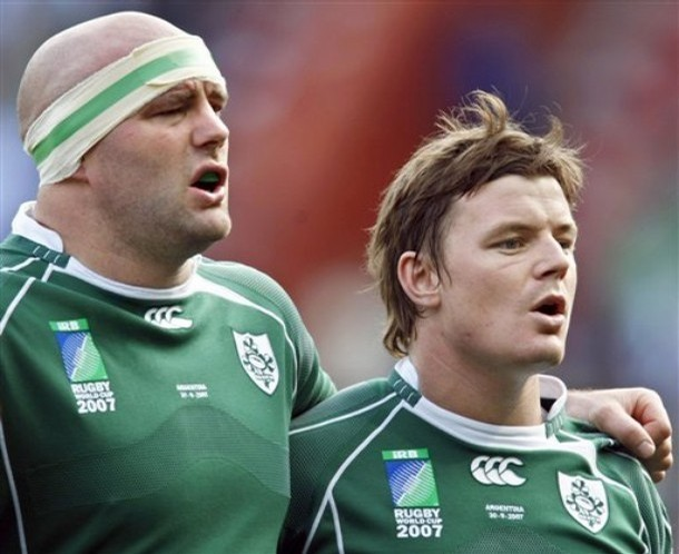 FRANCE WCUP RUGBY WORLD CUP IRELAND ARGENTINA