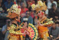 Tari Legong Bali Tarian Adat Bali