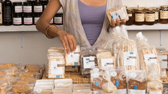 skus make for easier stock replenishment
