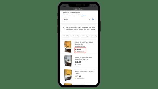 Google SWIS