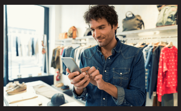 retail technology and flexibility