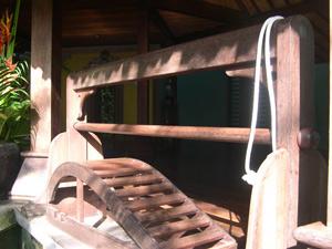 アイアンガーヨガで使う器具 木製