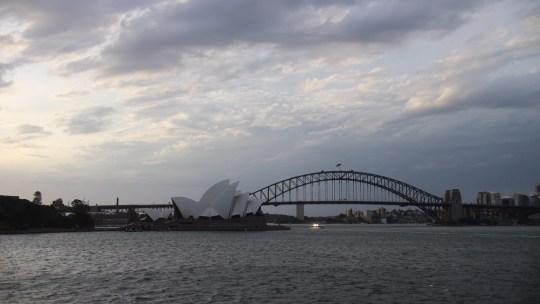 【オーストラリアハーフラウンド 18日目 シドニー到着!】
