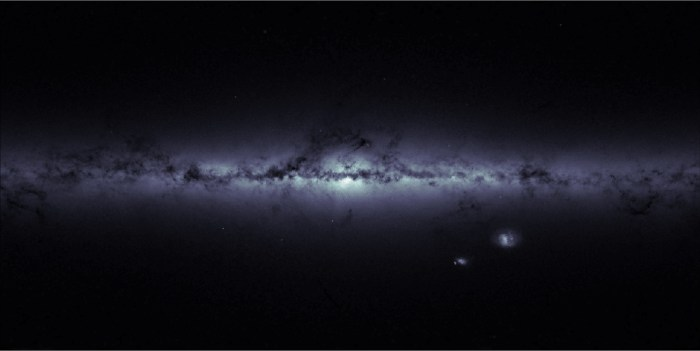 Gaia_star_density_image_log