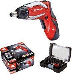Einhell RT-SD 3,6/2 Li Kit - Atornillador, batería litio