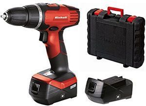 Einhell TH-CD 14,4-2 2B Li - Taladro sin cable, litio