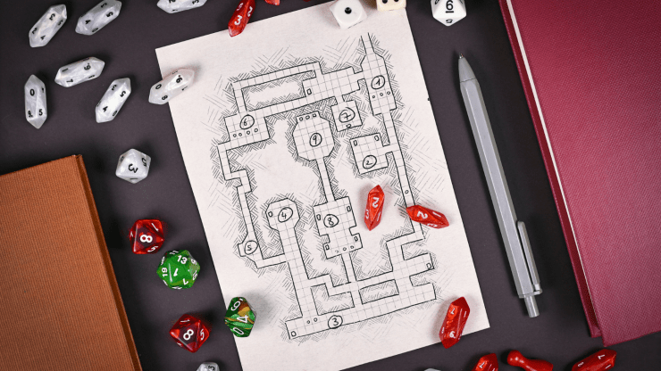 dungeons & dragons campaign