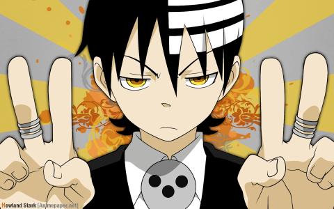 death-kid-background
