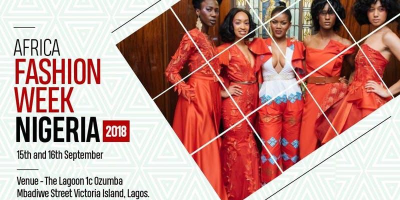 Africa Fashion Week Nigeria 2018 Done !!!