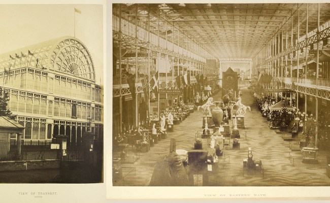 Photography The 1851 Great Exhibition