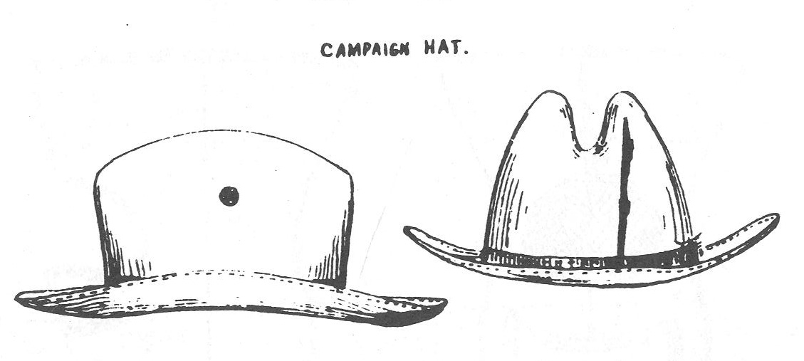 river junction trade co campaign hat