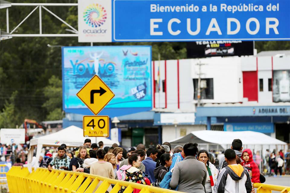 Censo de inmigrantes venezolanos en Ecuador inicia este jueves. El gobierno de Lenin Moreno anunció que dicho registro forma parte de los requisitos para acceder a la visa humanitaria