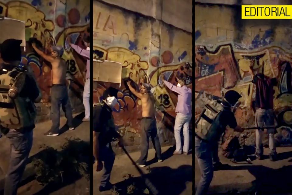 editorial torturas bate calle colectivos