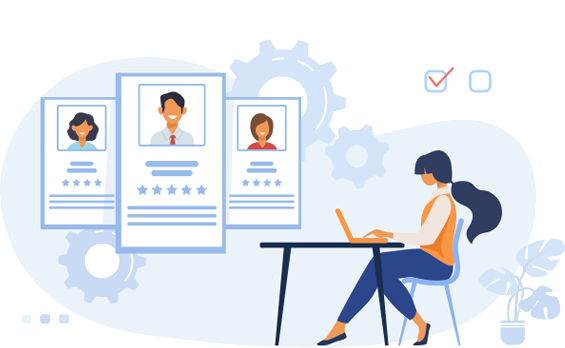 talea - Performance Recruiting - indeed, Social Media: Facebook, Instagram, youtube, snapchat, twitter